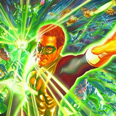 Serie Green Lantern