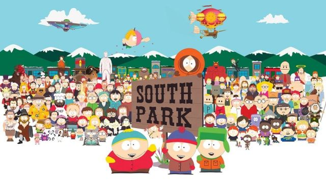 South Park censura China