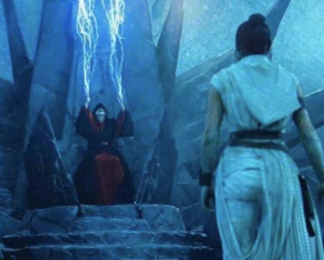Star Wars Episode IX Palpatine