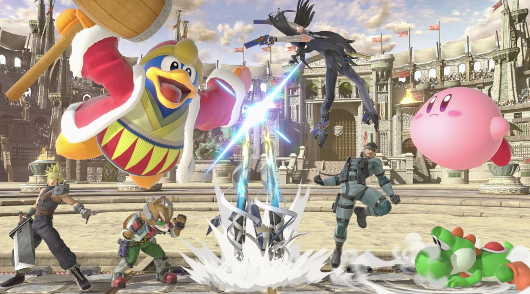 05/10/19, Super Smash Bros Ultimate, Nintendo Switch, Personajes, DLC