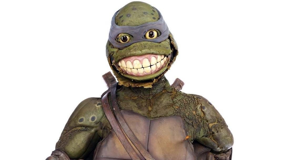 Traje Subastado Tortuga Ninja
