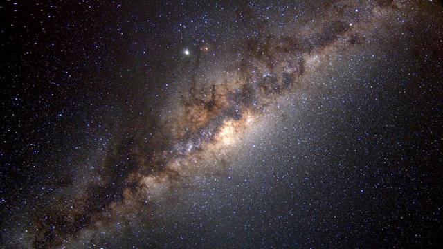 06/10/19, Vía Láctea, Agujero Negro, Explosión, Radiación