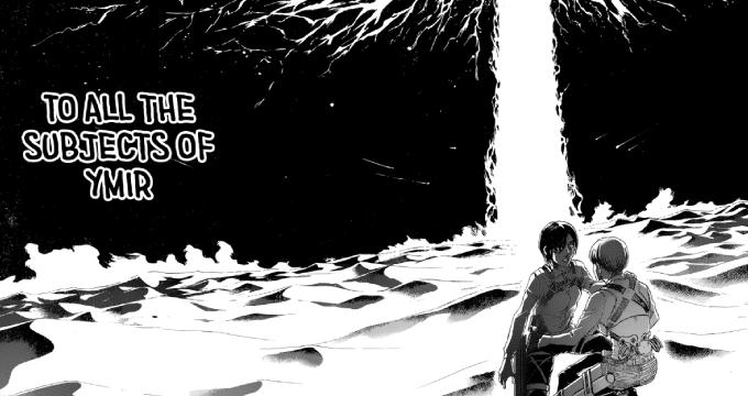 06/11/19, Attack On Titan, Shingeki No Kyojin, Capítulo 123, Manga