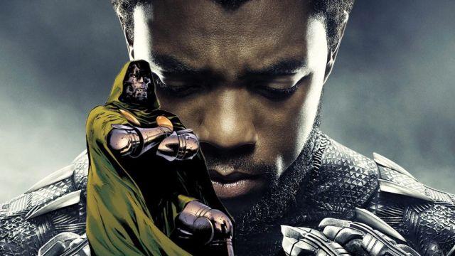 Black Panther Doctor Doom