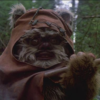 Ewok regreso Star Wars The Rise of Skywalker