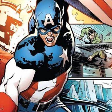 Capitán América Política
