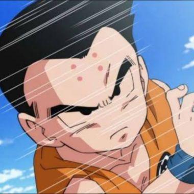 Krillin Dragon Ball Super