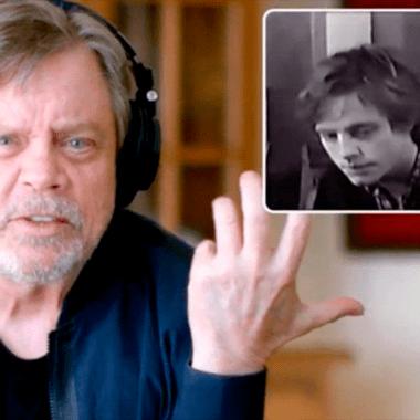 Mark Hamill audición Luke Star Wars