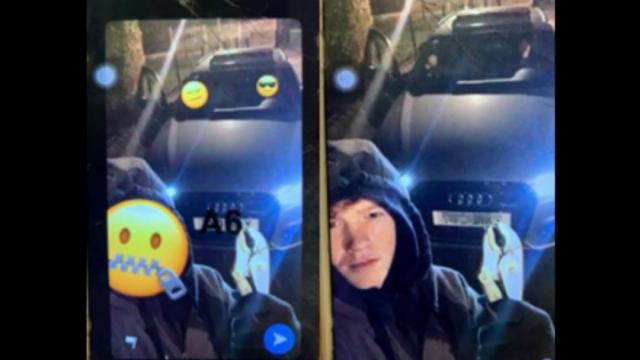 Robaban autos y publicaban sus atracos en Instagram