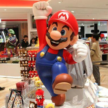 Tienda Nintendo Tokyo