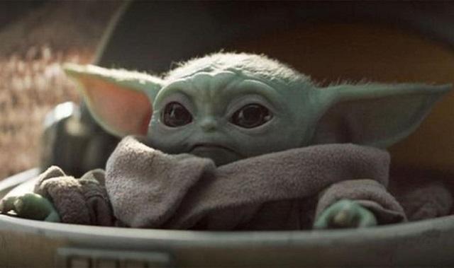 Baby Yoda Personaje del Año 2019