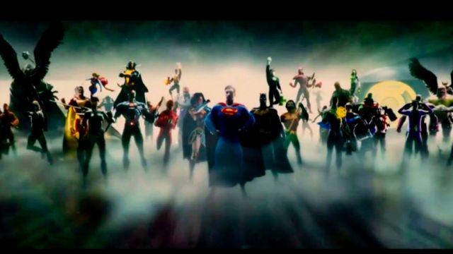 DC Universe peliculas