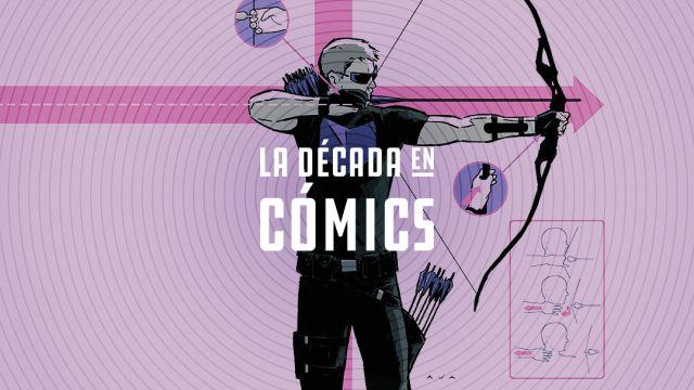 Hawkeye, uno de los cómics de la década