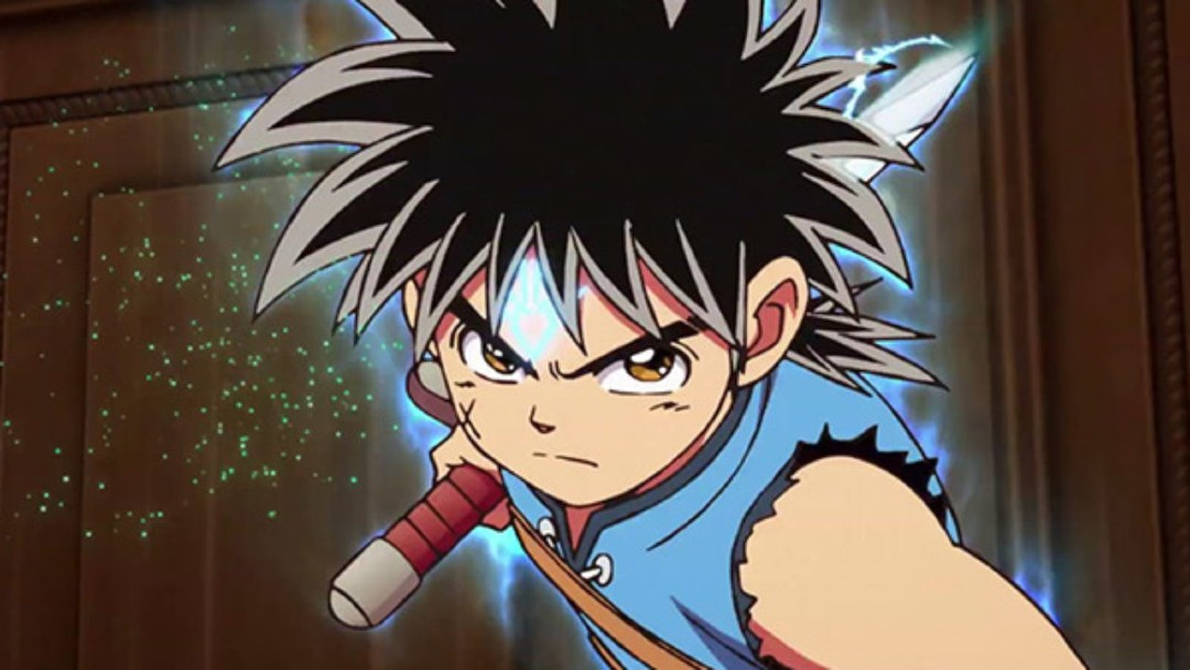 Dragon Quest the adventures of dai trailer