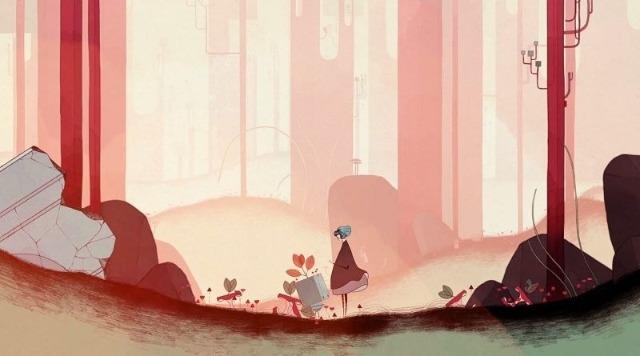 Gris the game awards