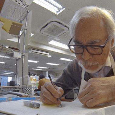 Hayao Miyazaki Nueva Película