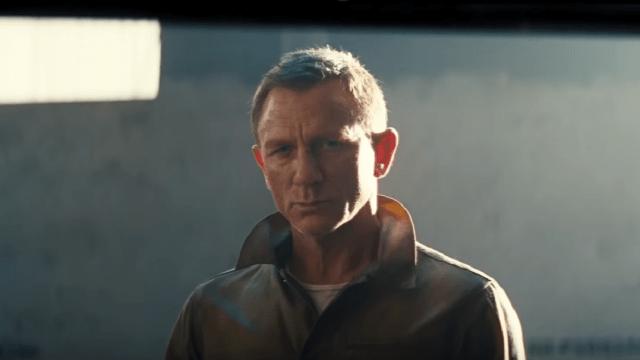 James Bond Teaser