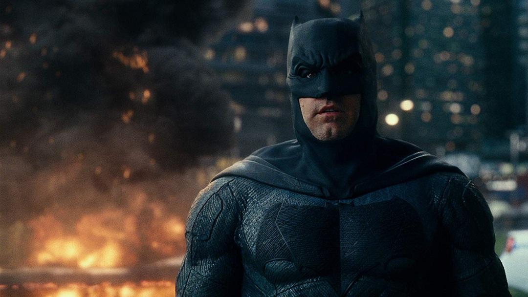 Justice League Snyder Cut Batman
