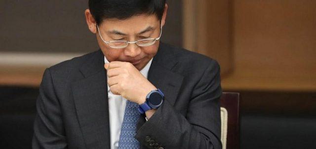 Lee Sang-hoon fue declarado culpable