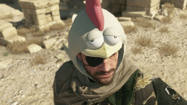 Mejores juegos década Metal Gear V The Phantom Pain
