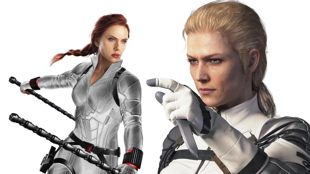 Director De Metal Gear Acusa A Black Widow De Plagio