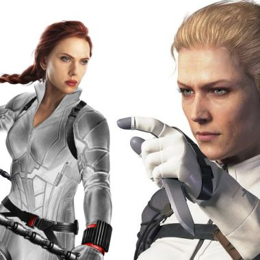 Black Widow de Marvel y The Boss de Konami