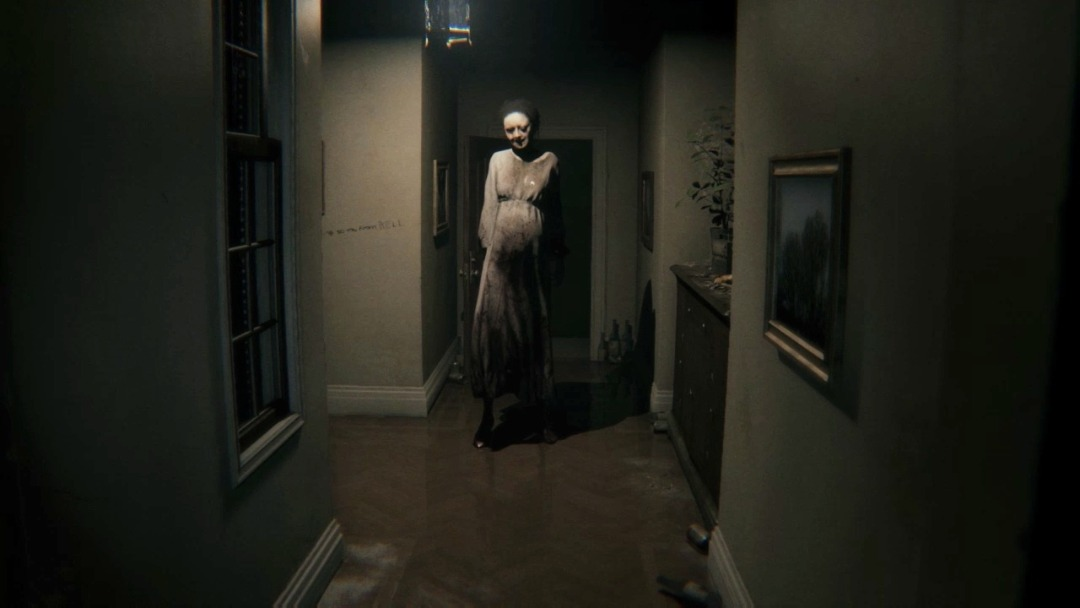 Hideo Kojima Konami Silent Hills