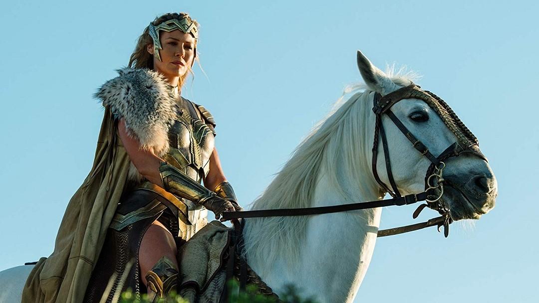 Spin-off Wonder Woman Amazonas
