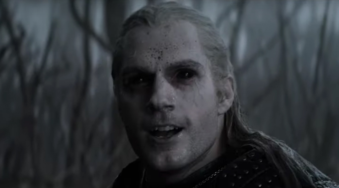 The Witcher Geralt de Rivia