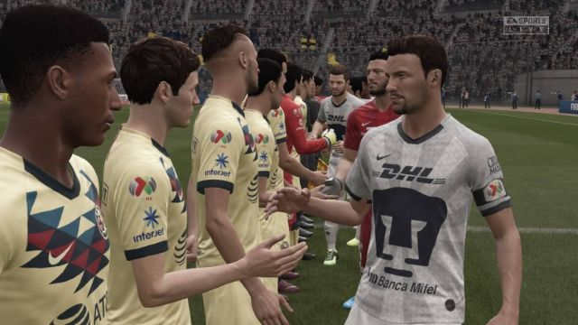 EA Pumas FIFA 20