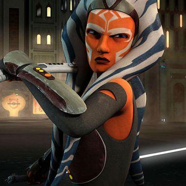 Ashoka Rebels Star Wars