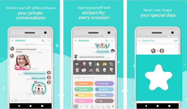 Beetwenn Apps Amor 14 de Febrero