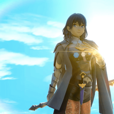 Byleth-Fire Emblem-Super Smash Bros Ultimate