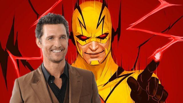 Flash Reverso Matthew McConaughey