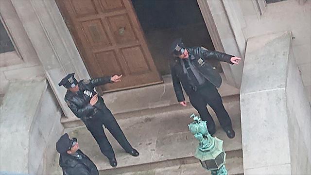 Fotos filtradas del set de Batman 5