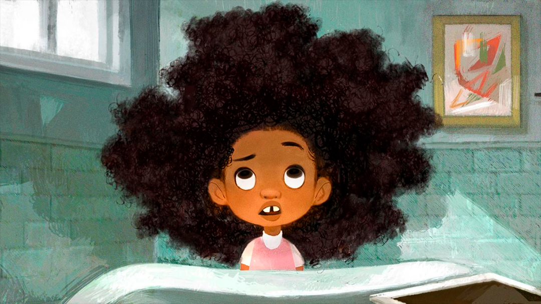 Hair Love cortos animados nominados al Oscar 2020
