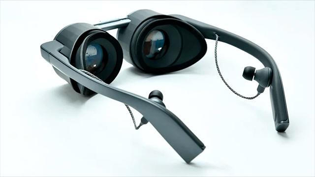 Panasonic lentes Realidad Virtual HDR UHD