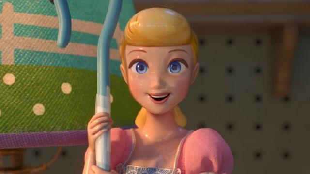 Precuela Toy Story 4 de Bo Peep