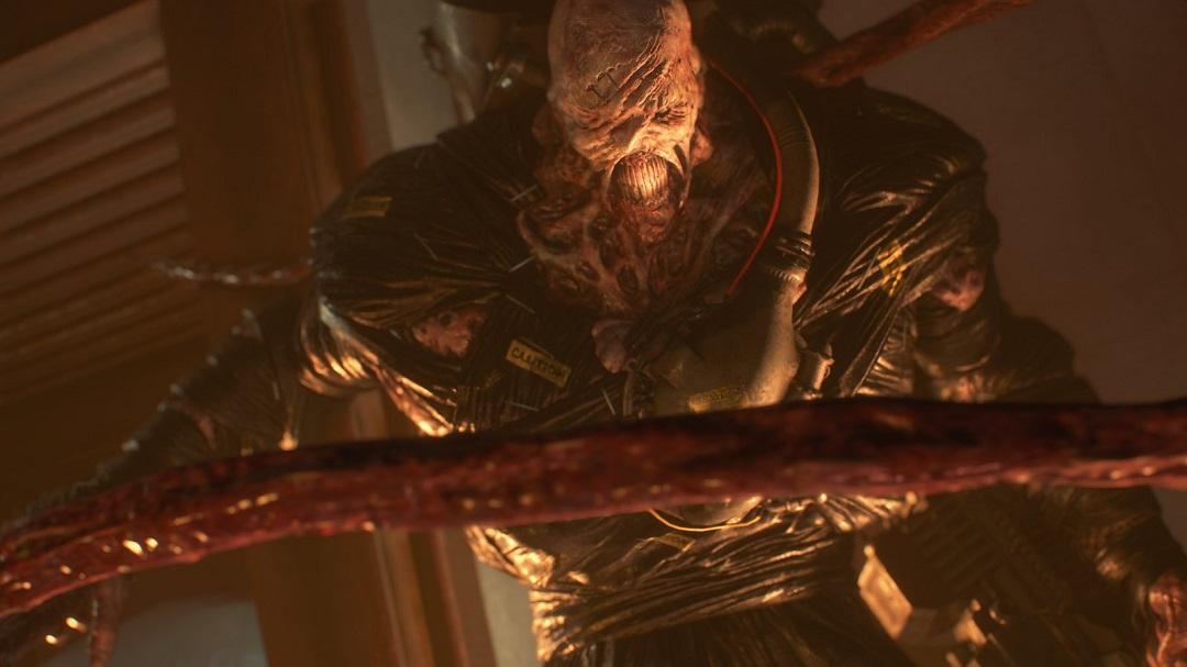 Nuevo tráiler Resident Evil 3