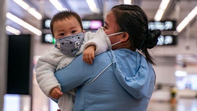 Confirman el nacimiento de un bebé con el Coronavirus