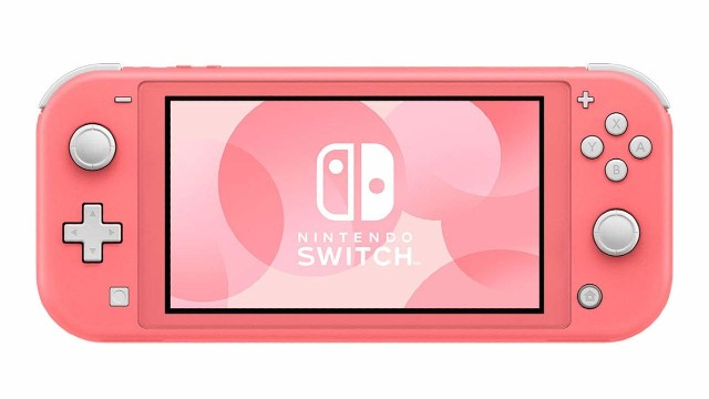 Nintendo Switch Coral México Precio