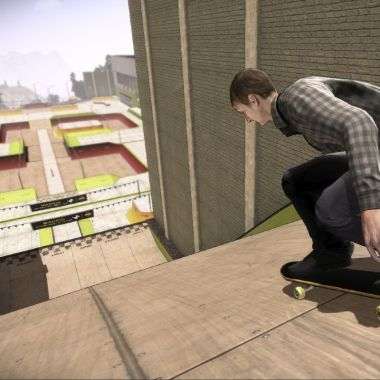 Tony Hawk's Pro Skater Documental Película