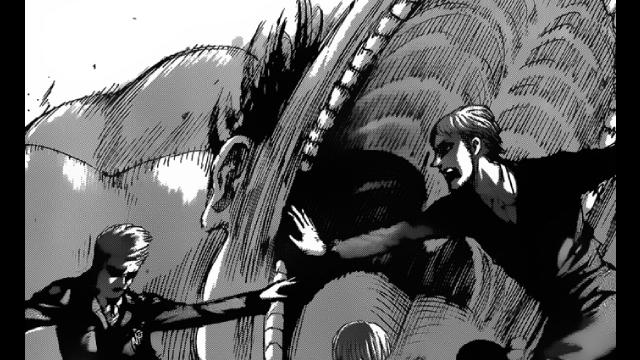 Attack On Titan 126