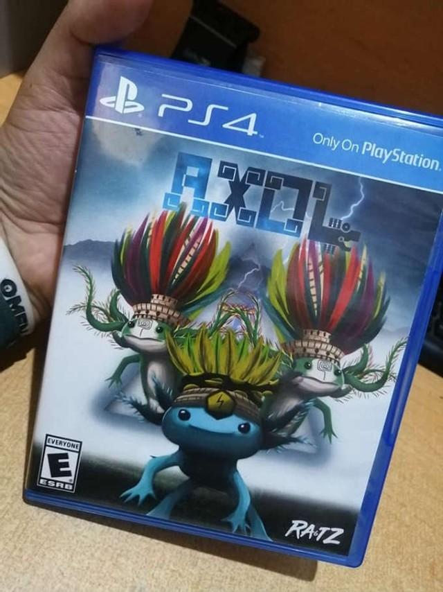 Axol Juego Mexicano PS4