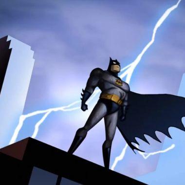 Batman Animated Series Comic