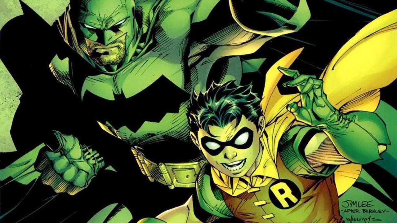 Imagen Batman Robin 28 Febrero 2020