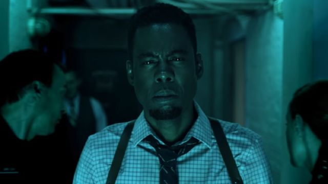 Chris Rock Tráiler Spiral Reboot Saw