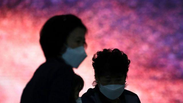 Coronavirus Estados Unidos Frontera México