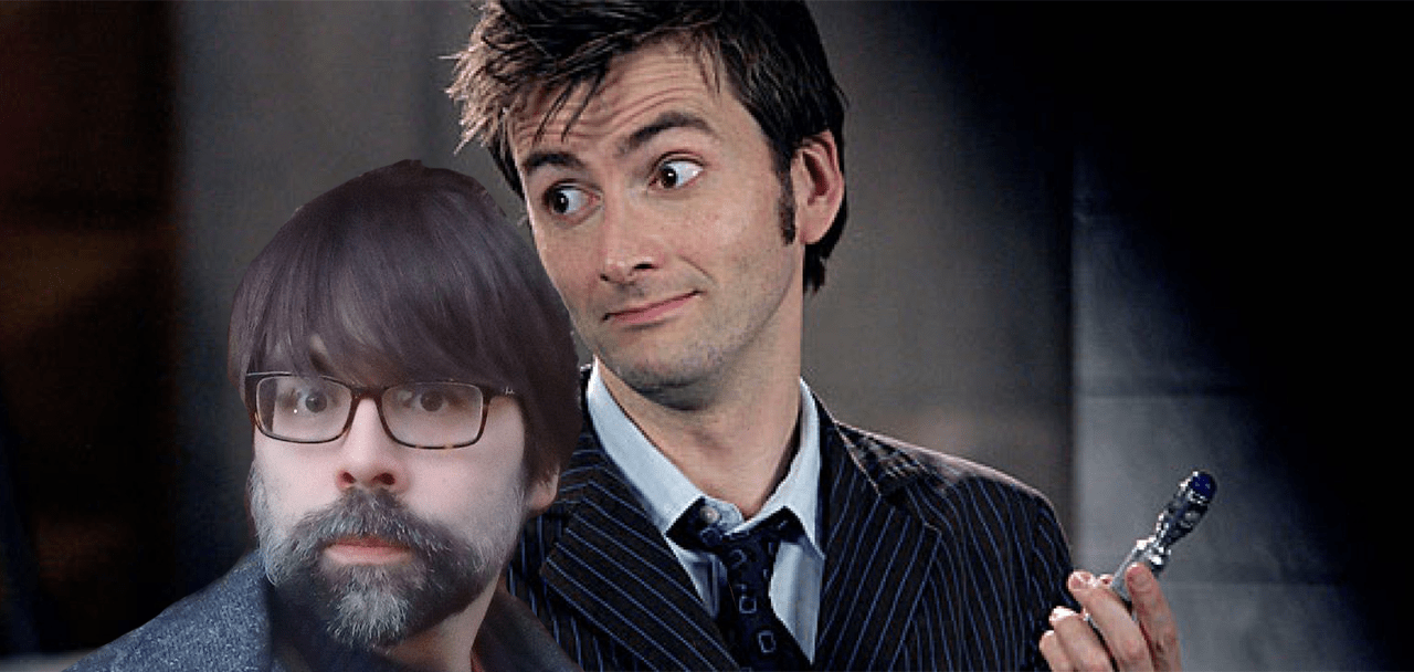 Joe Hill y Doctor Who juntos por primera vez