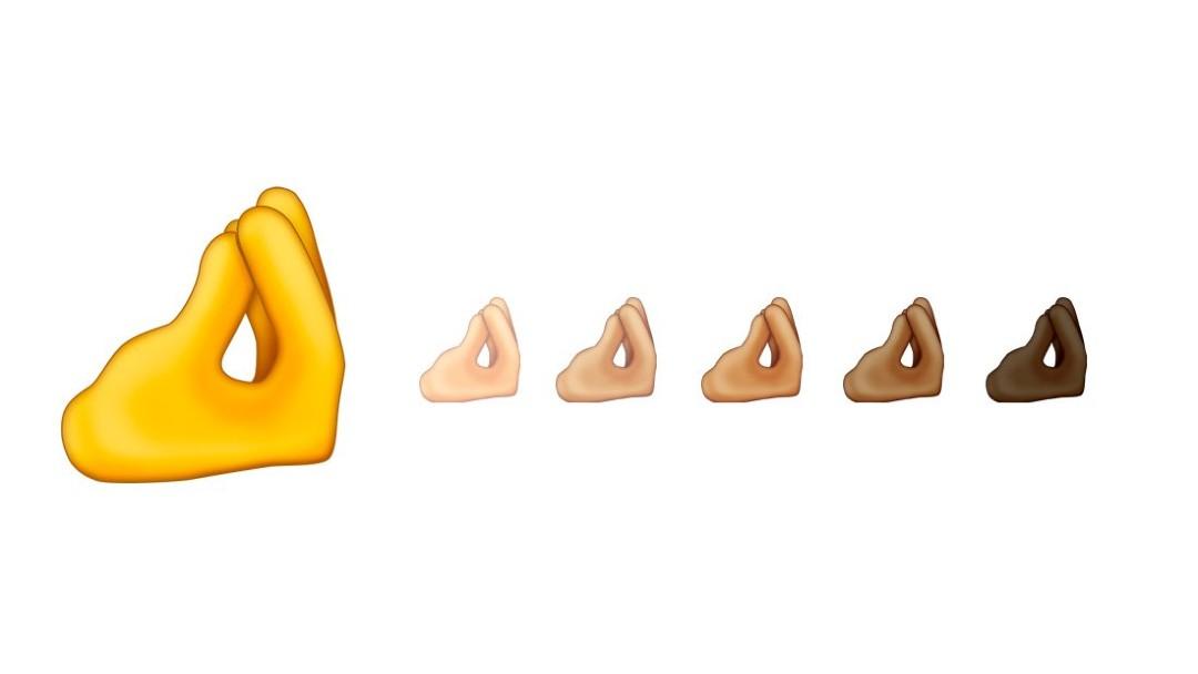 Emoji Dedos Significado todo el mundo